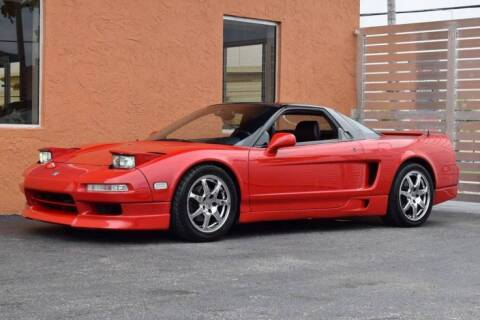 1992 Acura NSX for sale at NJ Enterprises in Indianapolis IN