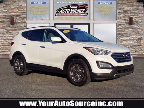 2015 Hyundai Santa Fe Sport for sale at Your Auto Source in York PA
