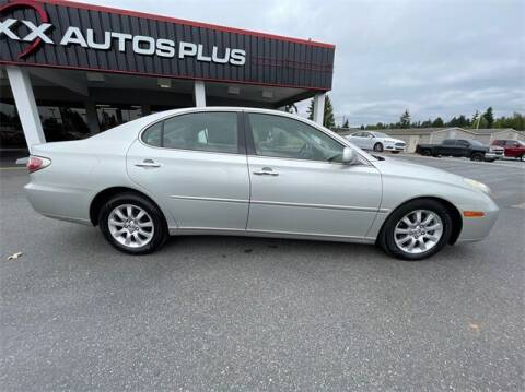 2003 Lexus ES 300 for sale at Ralph Sells Cars at Maxx Autos Plus Tacoma in Tacoma WA