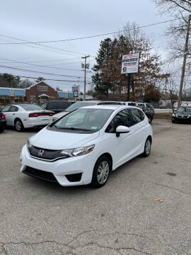 2016 Honda Fit for sale at NEWFOUND MOTORS INC in Seabrook NH