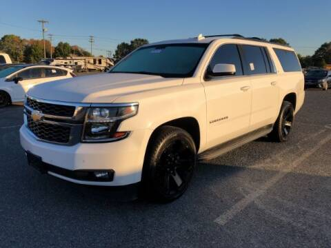 2016 Chevrolet Suburban for sale at Adams Auto Group Inc. in Charlotte NC