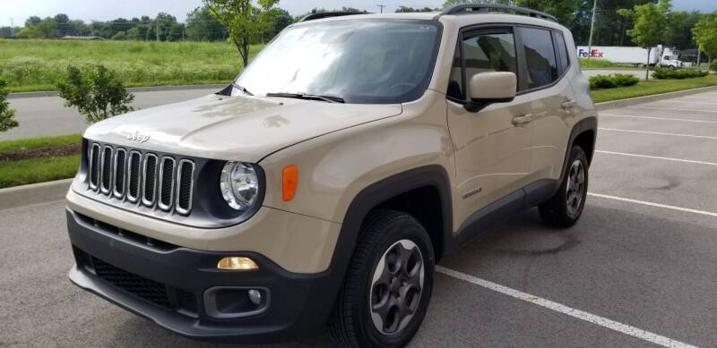 2015 Jeep Renegade for sale at Derby City Automotive in Louisville KY