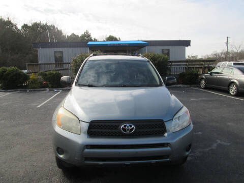 2007 Toyota RAV4 for sale at Olde Mill Motors in Angier NC