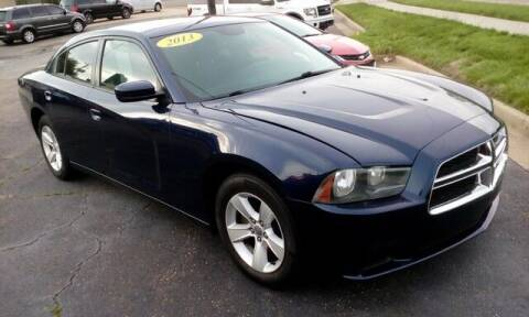 2013 Dodge Charger for sale at Jim Clark Auto World in Topeka KS
