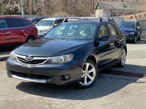 2011 Subaru Impreza for sale at AMA Auto Sales LLC in Ringwood NJ