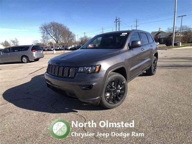 2021 Jeep Grand Cherokee GRAND CHEROKEE LAREDO X 4X4 - North Olmsted OH