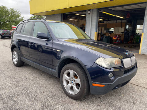 2007 BMW X3 for sale at McNamara Auto Sales - Kenneth Road Lot in York PA