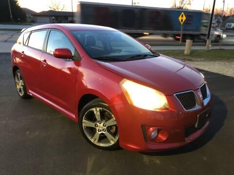 2009 Pontiac Vibe for sale at Wyss Auto in Oak Creek WI