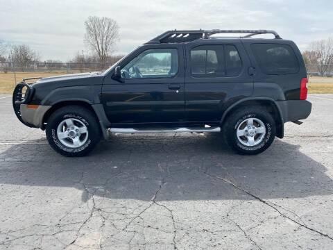2004 Nissan Xterra for sale at Caruzin Motors in Flint MI