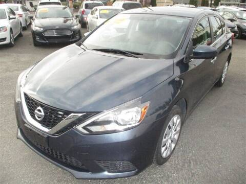 2016 Nissan Sentra for sale at GMA Of Everett in Everett WA