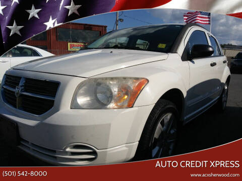 2007 Dodge Caliber for sale at Auto Credit Xpress in North Little Rock AR