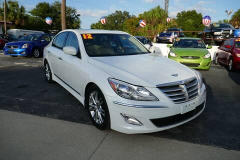 2012 Hyundai Genesis for sale at J Linn Motors in Clearwater FL