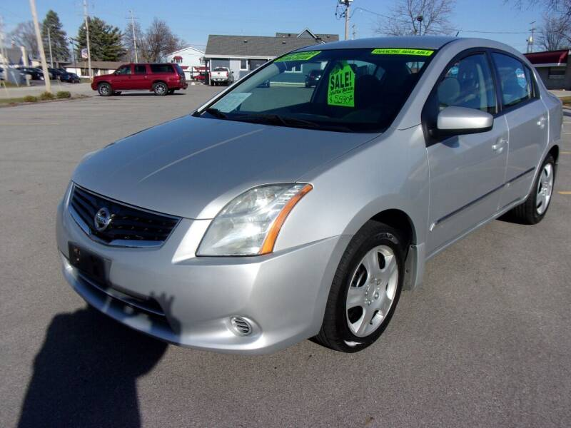 2010 Nissan Sentra for sale at Ideal Auto Sales, Inc. in Waukesha WI