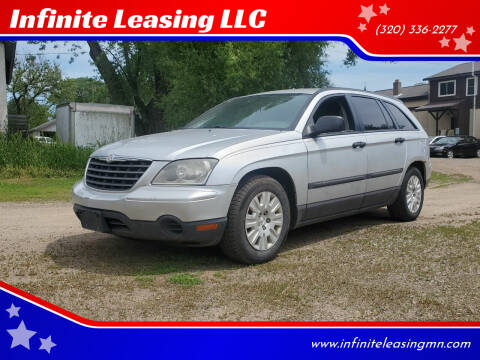 2006 Chrysler Pacifica for sale at Infinite Leasing LLC in Lastrup MN