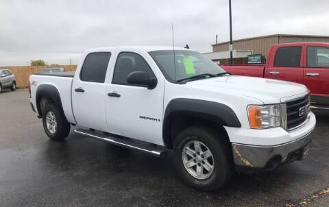 2008 GMC Sierra 1500 for sale at Used a Bit Auto Sales in Fargo ND