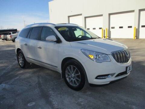 2015 Buick Enclave for sale at MC FARLAND FORD in Exeter NH