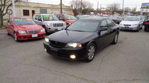 2005 Lincoln LS for sale at RVA MOTORS in Richmond VA