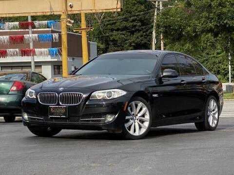 2011 BMW 5 Series for sale at Kugman Motors in Saint Louis MO