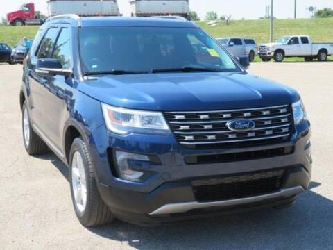 2016 Ford Explorer for sale at Ed Koehn Chevrolet in Rockford MI