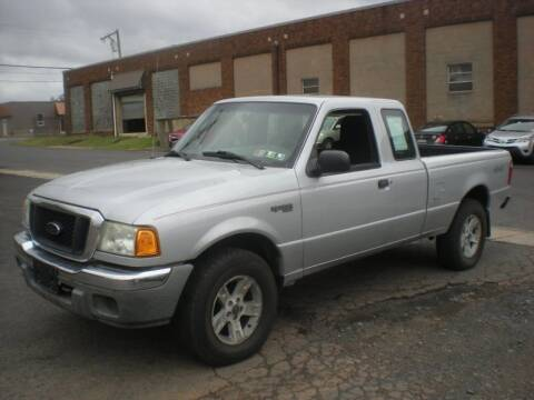 2004 Ford Ranger for sale at 611 CAR CONNECTION in Hatboro PA