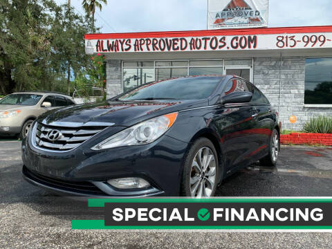 2013 Hyundai Sonata for sale at Always Approved Autos in Tampa FL