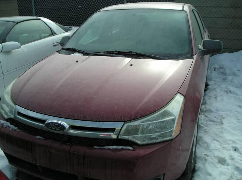 2010 Ford Focus for sale at ZJ's Custom Auto Inc. in Roseville MI