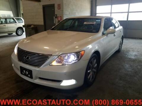 2008 Lexus LS 460 for sale at East Coast Auto Source Inc. in Bedford VA