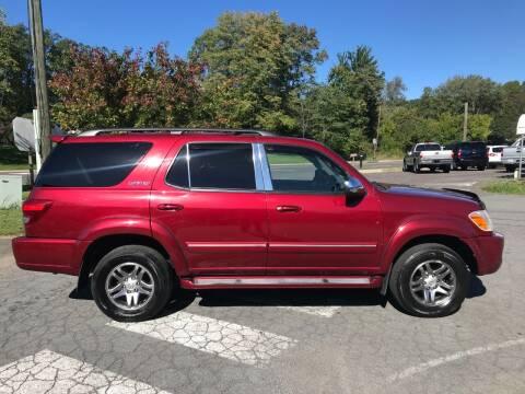 2007 Toyota Sequoia for sale at ABC Auto Sales (Culpeper) in Culpeper VA