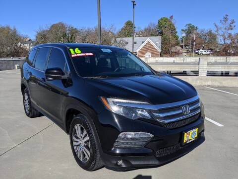2016 Honda Pilot for sale at QC Motors in Fayetteville AR