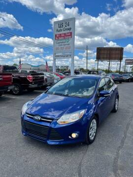 2012 Ford Focus for sale at US 24 Auto Group in Redford MI