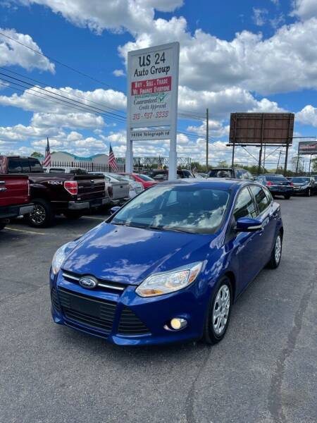 2012 Ford Focus for sale in Redford, MI