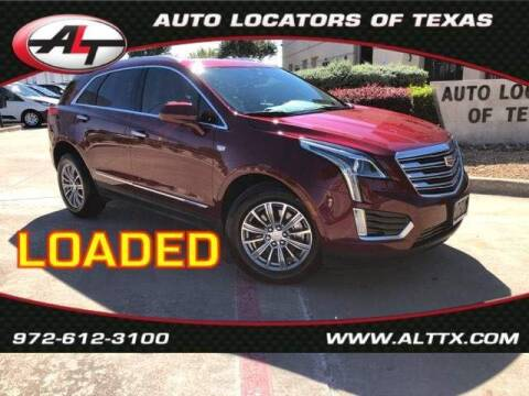 2017 Cadillac XT5 for sale at AUTO LOCATORS OF TEXAS in Plano TX