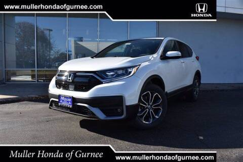 2021 Honda CR-V for sale at RDM CAR BUYING EXPERIENCE in Gurnee IL