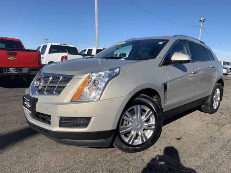 2011 Cadillac SRX for sale at Superior Auto Mall of Chenoa in Chenoa IL