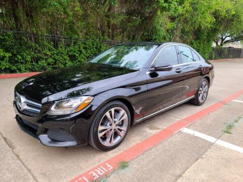 2016 Mercedes-Benz C-Class for sale at DFW Autohaus in Dallas TX