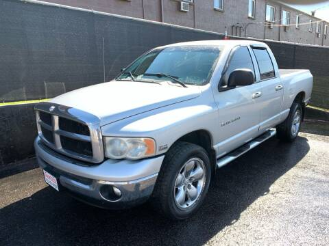 2004 Dodge Ram Pickup 1500 for sale at McManus Motors in Wheat Ridge CO