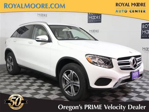 2019 Mercedes-Benz GLC for sale at Royal Moore Custom Finance in Hillsboro OR