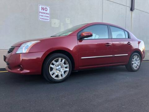 2010 Nissan Sentra for sale at International Auto Sales in Hasbrouck Heights NJ