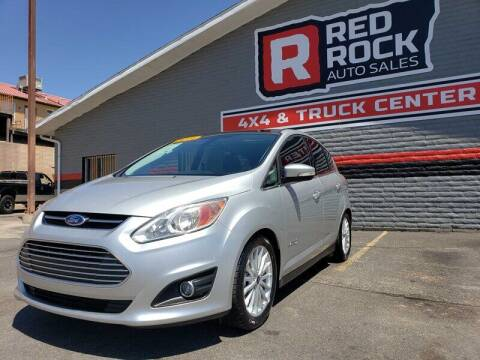 2016 Ford C-MAX Hybrid for sale at Red Rock Auto Sales in Saint George UT