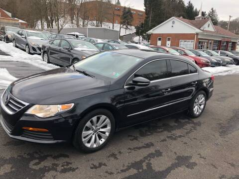 2012 Volkswagen CC for sale at Fellini Auto Sales & Service LLC in Pittsburgh PA