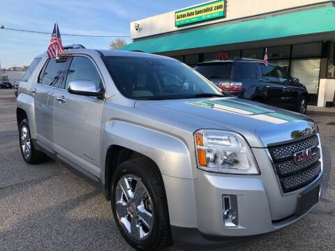 2015 GMC Terrain for sale at Action Auto Specialist in Norfolk VA