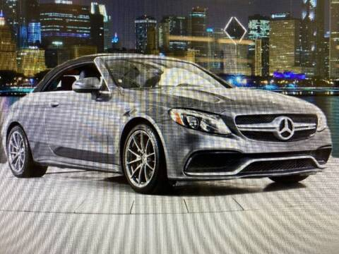 2018 Mercedes-Benz C-Class for sale at E-CarsDirect.Com in Chicago IL