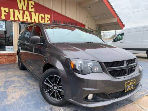 2017 Dodge Grand Caravan for sale at Caspian Auto Sales in Oklahoma City OK