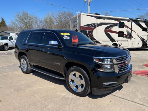 2018 Chevrolet Tahoe for sale at Foust Fleet Leasing in Topeka KS