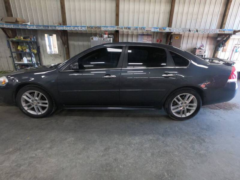 2010 Chevrolet Impala for sale at Alpha Auto in Toronto SD