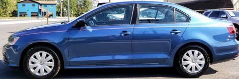 2016 Volkswagen Jetta for sale at Progress Auto Sales in Durham NC