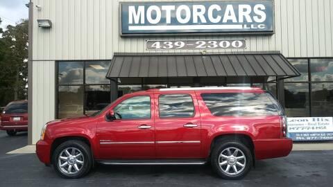 2012 GMC Yukon XL for sale at MotorCars LLC in Wellford SC