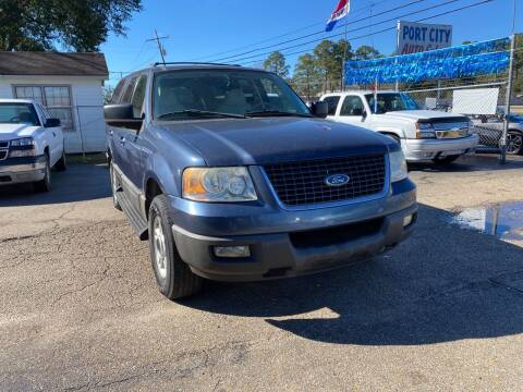 2003 Ford Expedition for sale at Port City Auto Sales in Baton Rouge LA