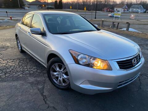 2009 Honda Accord for sale at Wyss Auto in Oak Creek WI