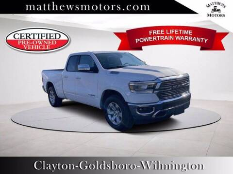 2020 RAM Ram Pickup 1500 for sale at Auto Finance of Raleigh in Raleigh NC
